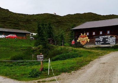 Die Stöffelhütte