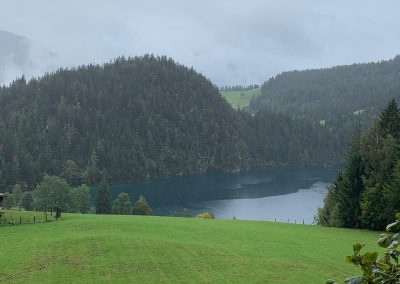 Blick auf den Hintersteinersee